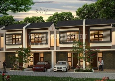 The Villas Town House - 55 50